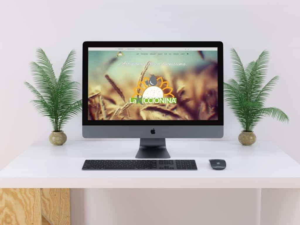 Sito Web Shop online - La Riccionina