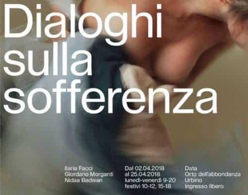 Dialoghi sulla sofferenze - Ilaria Facci